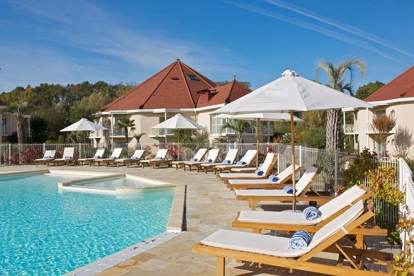 Zooparc hotels beauval - swimming pool