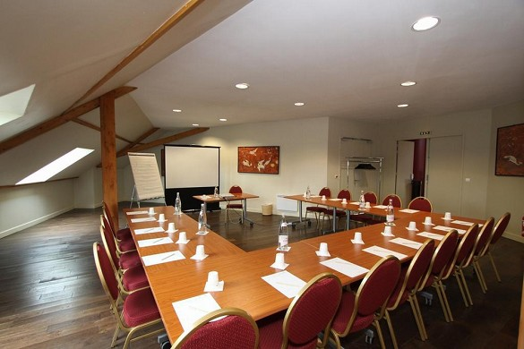 Zooparc beauval hotels - meeting room