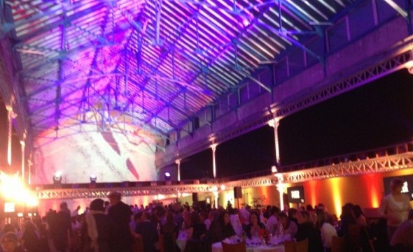 The fauriel canopy - corporate evening