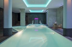 Grand Hotel des Alpes - Schwimmbad