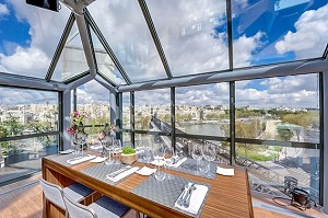 The Rooftop 15 - Sede Paris