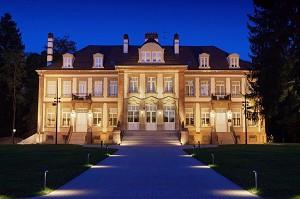 Seminarraum: Schloss Hochberg -