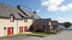 Kyriad Saint-Malo West Dinard - Exterior