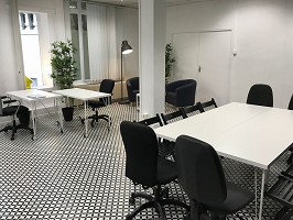 MIXTE Co-working - Meeting Space