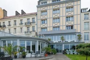 The Originals Boutique Beach Hotel - Außenansicht