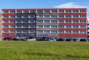 Hôtel de l'Europe Dieppe - Fassade