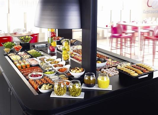 Campanile Saint-dizier - buffet