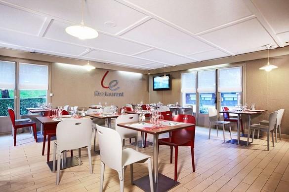 Campanile Saint-dizier - restaurante