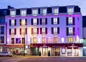 Mercure Quimper Centre - Hotel Front