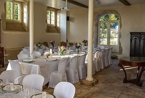 Hermitage Saint Roch - Reception Room