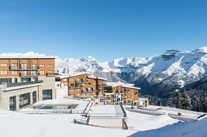 Club Med Grand Massif Samoens Morillon - Luogo del seminario in Alta Savoia