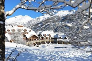 Club Med Serre Chevalier - En invierno