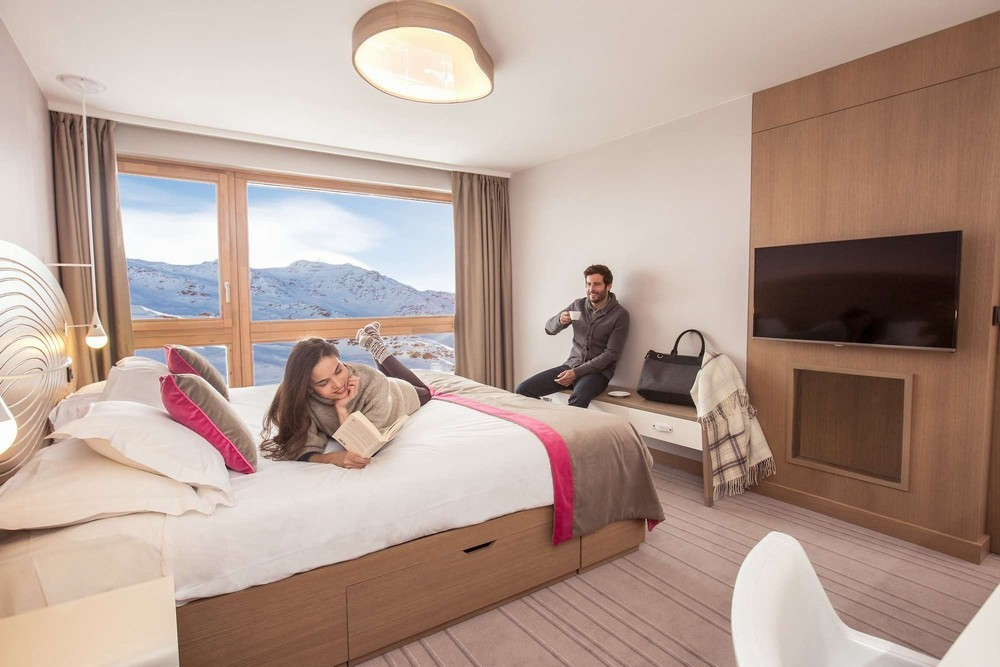 Club med val thorens sensations - chambre