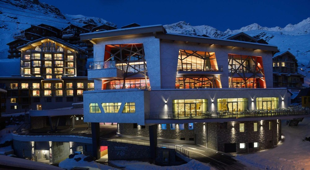 Club med val thorens sensations - de nuit