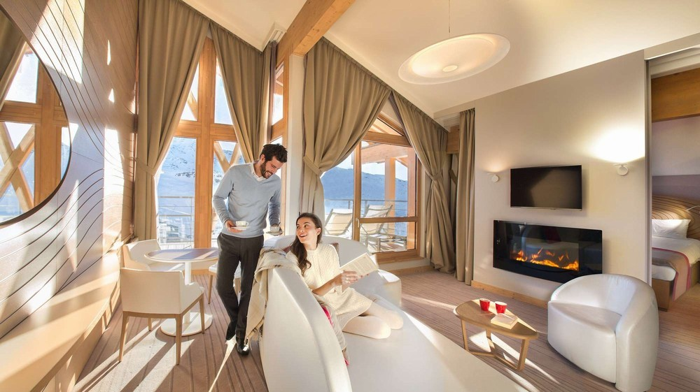 Club med val thorens sensations - suite
