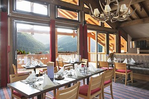 Club Med Peisey-Vallandry - Restaurante