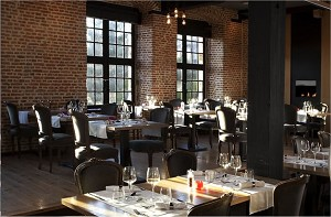 La Terrasse des Remparts - Sala de restaurante