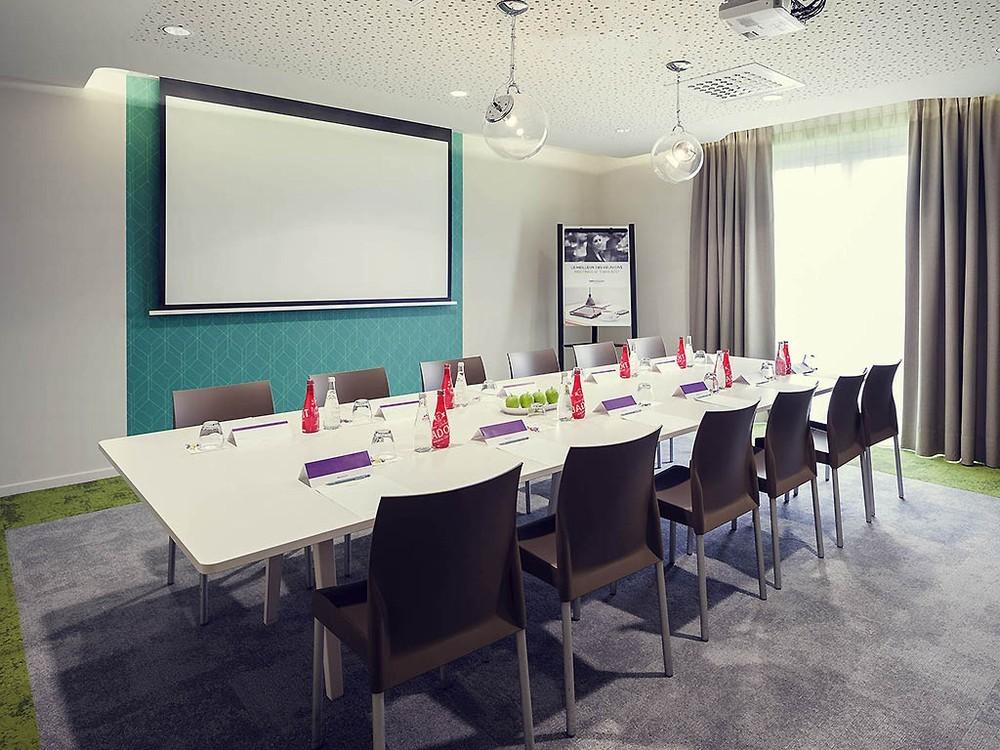 Mercure nantes center gare - meeting room