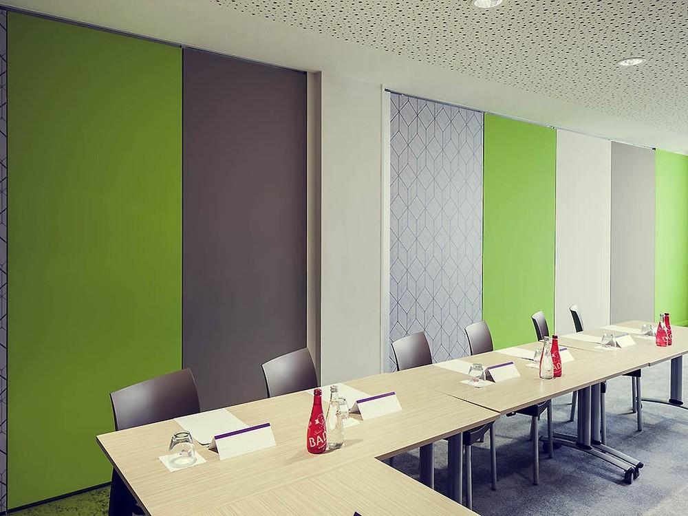 Mercure nantes center gare - meeting room en