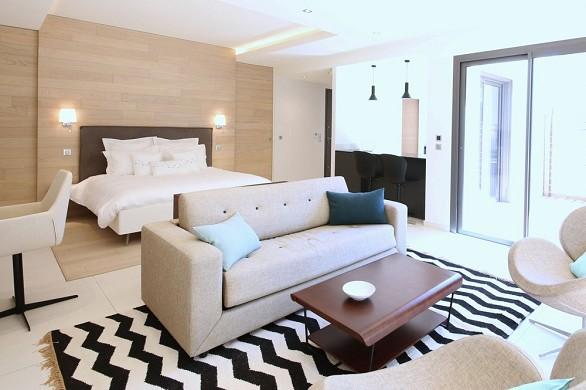 Rampal area - camera da letto
