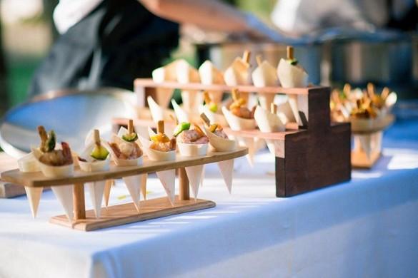 Domaine de l'oiselière - aperitivos