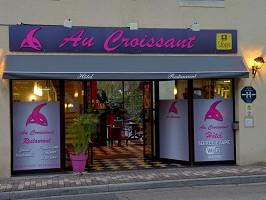 Au Croissant - Home