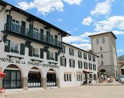 Hotel de la Rhune - Facciata