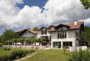 Die Bakea Gärten - Fassade