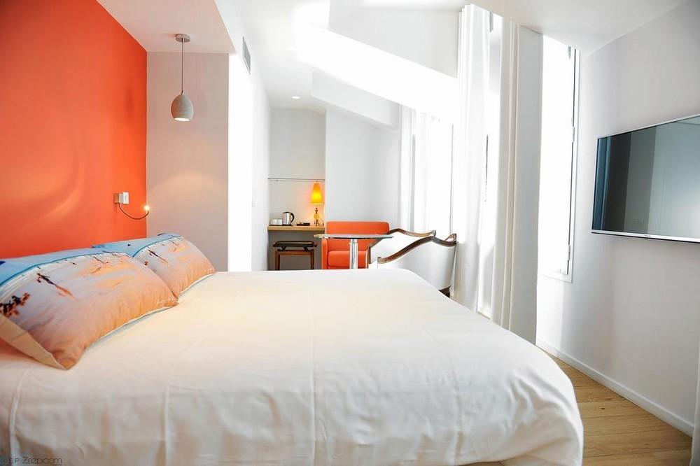 Briketenia - camera da letto