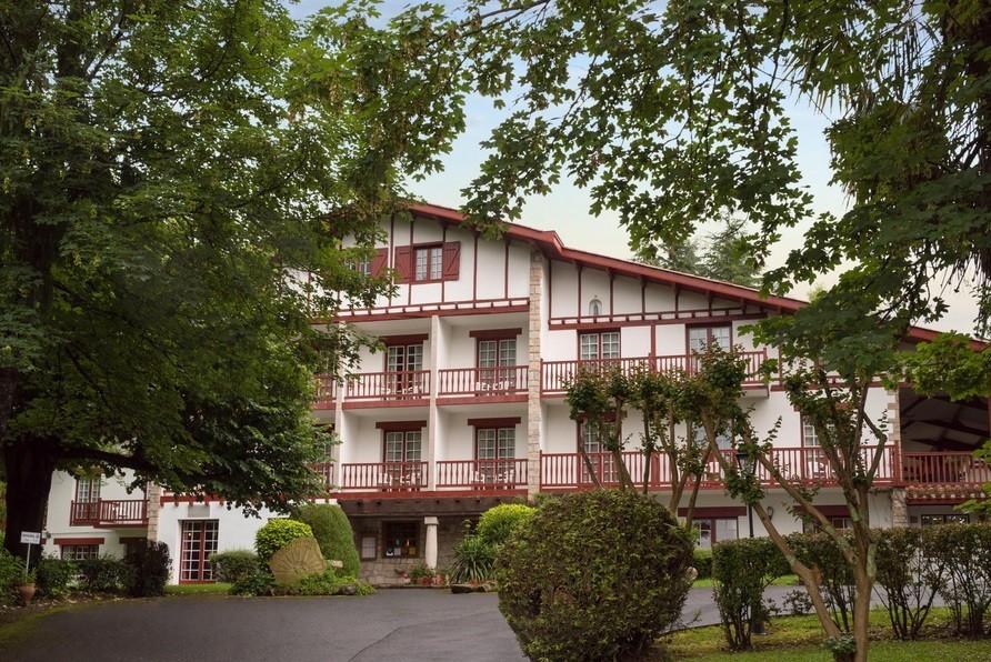 The originals relay hotel argi-eder - esterno