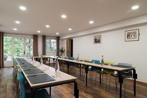 Sala per seminari - The Originals Relais Hotel Argi-Eder