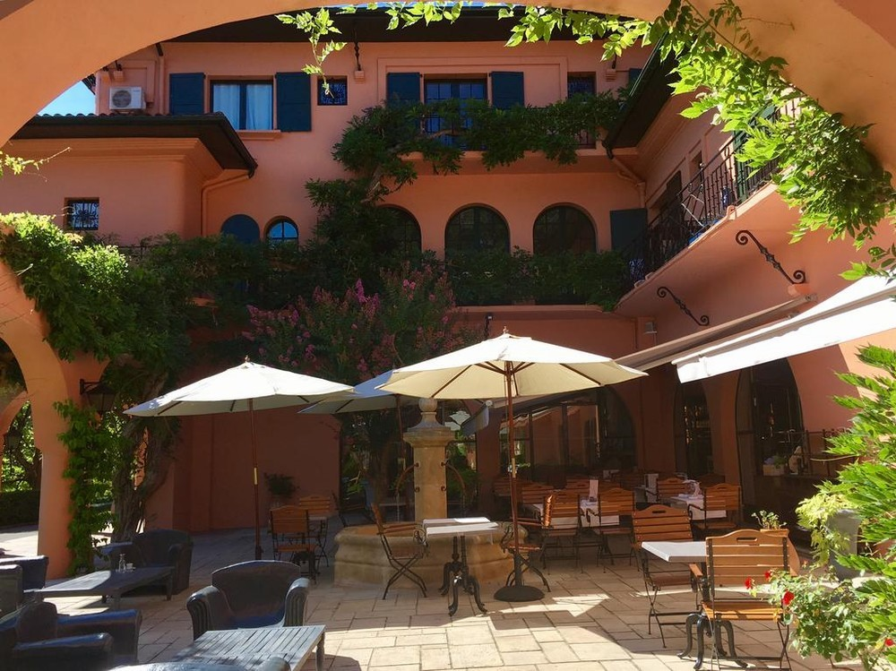 Hotel ristorante chantaco golf wellness - terrazza