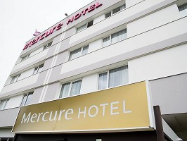 Mercure Angers Lac De Maine - Frente