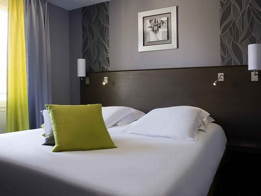 Mercure banks of the Loire Saumur - accommodation