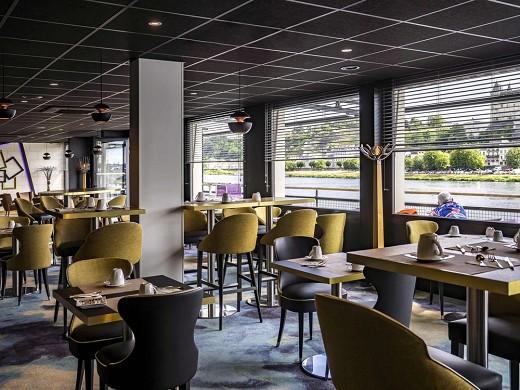 Mercure banks of the Loire Saumur - breakfast room