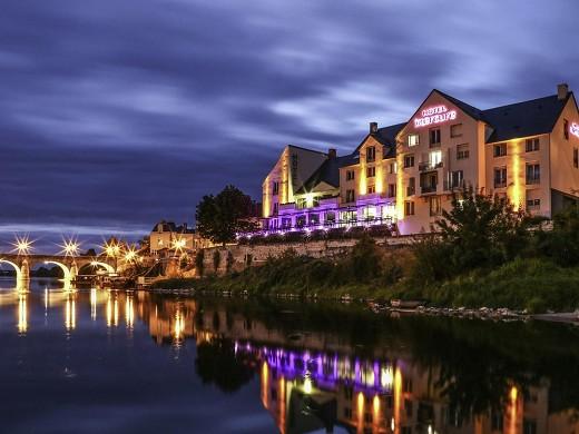 Mercure banks of the Loire Saumur - seminar hotel maine-et-loire 49