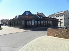 Hotel Restaurant de la Plage - Esterno