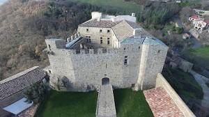 Château de Dio - Exterior