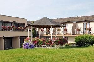 Hostellerie du Mont Aime - Esterno