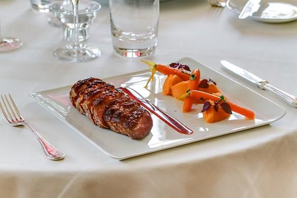 Chateau d'etoges - Gastronomie