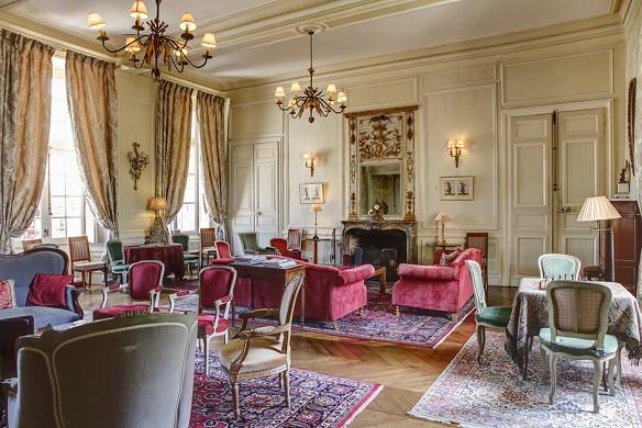 Chateau d'etoges - Lounge