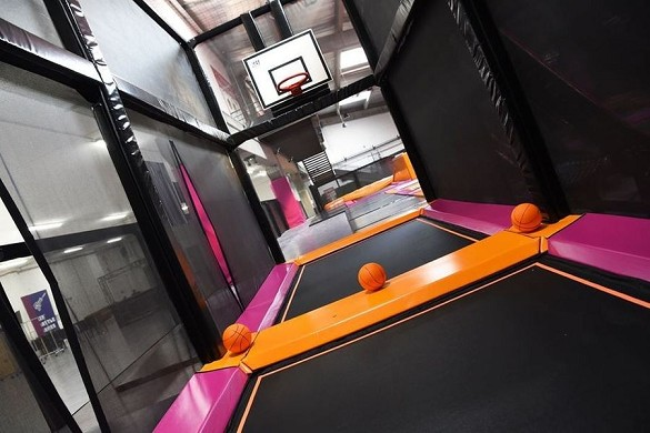 Exalto dardilly - trampoline space