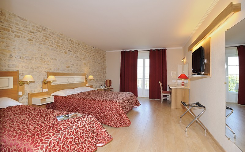The val moret - double room