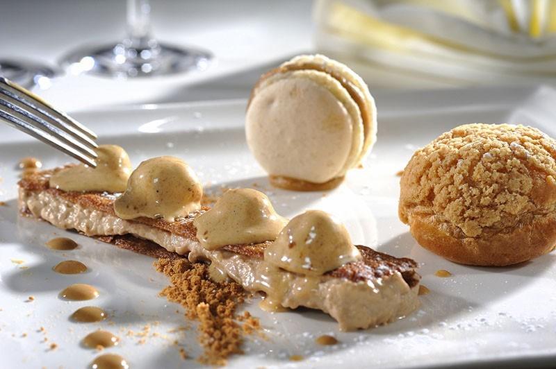 The val moret - gourmet dessert