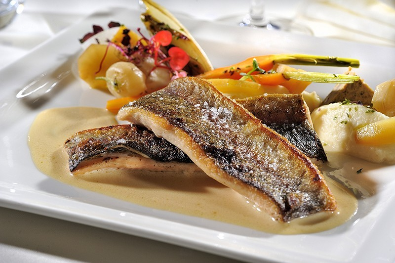 The val moret - gastronomy