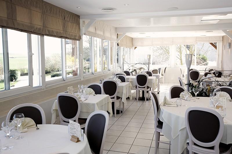 Le val moret - restaurant