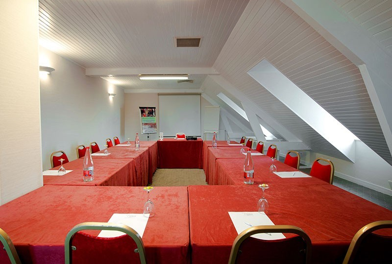 El Val Moret - Sala de reuniones.