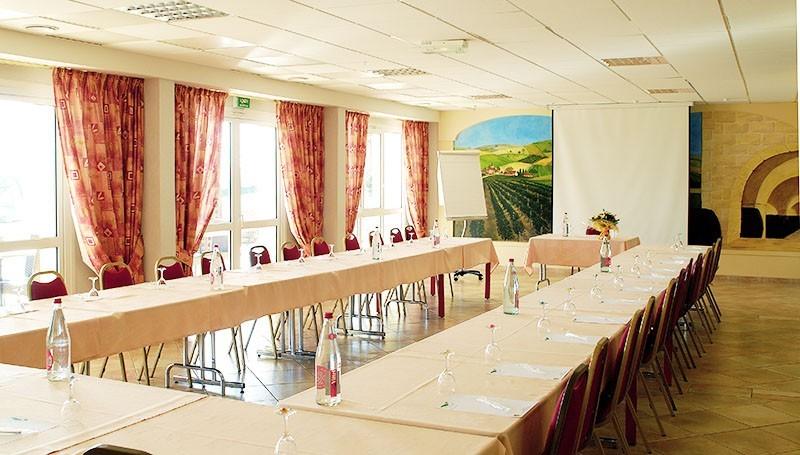 The Val Moret - seminar room