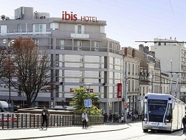 Ibis Nancy Sainte-Catherine - Esterno