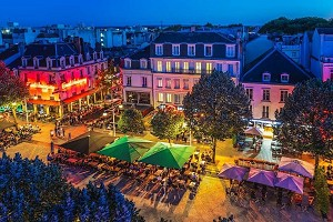 Best Western Premier Hotel La Paix - Esterno